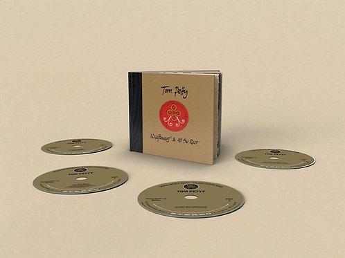 Tom Petty: Wildflowers 4 CD Deluxe Set
