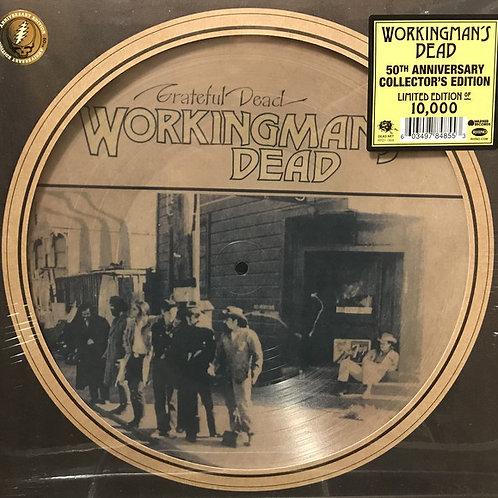 Grateful Dead: Workingman's Dead 50th Anniversary Picture Disc