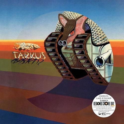 Emerson, Lake and Palmer: Tarkus Vinyl Record