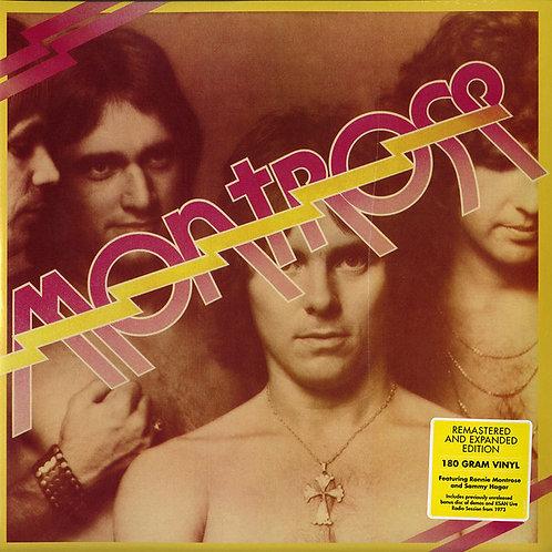 Montrose S/T 180 gr Vinyl Record