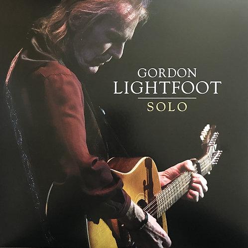 Gordon Lightfoot: Solo Vinyl Record