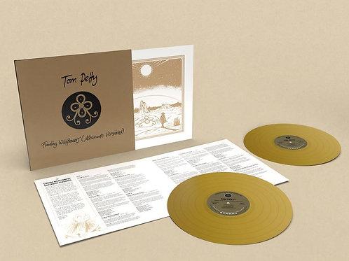 Tom Petty: Finding Wildflowers (Alternate Versions) Gold Vinyl Record