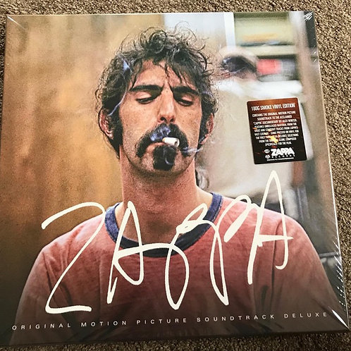 Frank Zappa: Original Motion Picture Soundtrack Deluxe Box Set