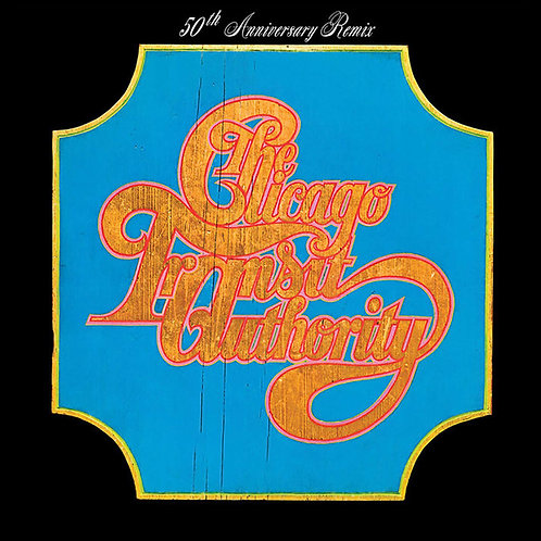 Chicago Transit Authority Vinyl Record Front Cover