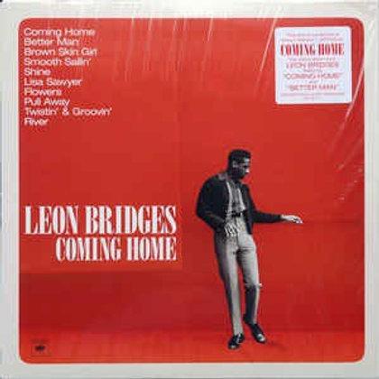 Leon Bridges: Coming Home Vinyl Record