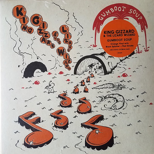 King Gizzard And The Lizard Wizards: Gumboot Soup Vinyl Record
