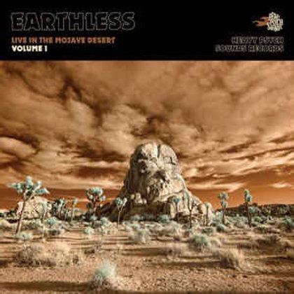 Earthless: Live at The Mojave Desert Volume 1 Vinyl Record