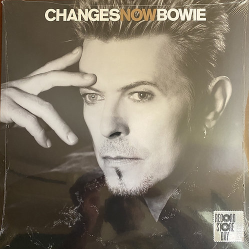 David Bowie: Changes Now Vinyl Record