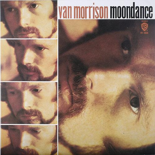 Van Morrison: Moondance Vinyl Record Front Cover
