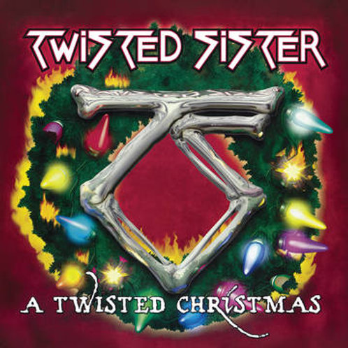 Twisted Sister: A Twisted Christmas Vinyl record