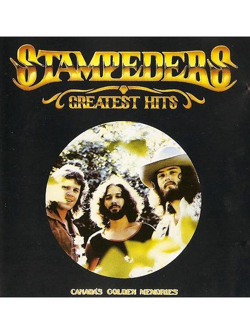 The Stampeders Best Of Vinyl Record (CDN. Exclusive)