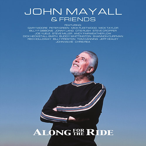 John Mayall & Friends: Along For The Ride Vinyl Record