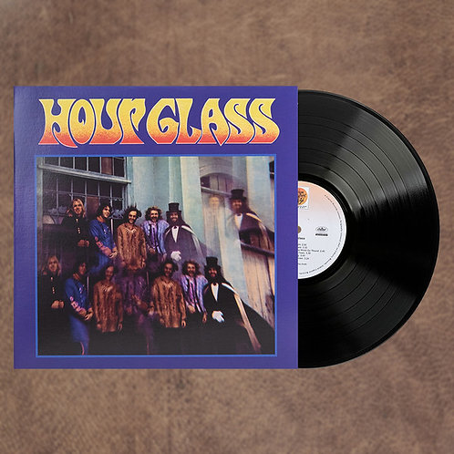 Hour Glass S/T Vinyl Record