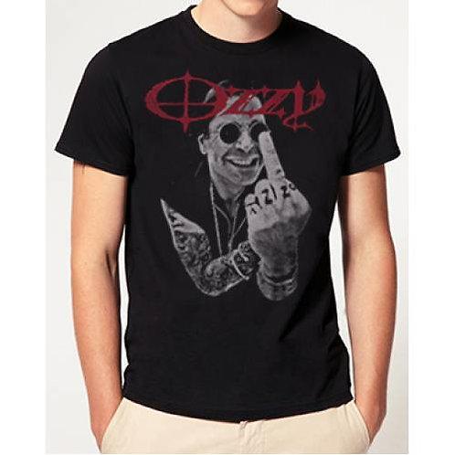 Osbourne, Ozzy: Finger T-Shirt