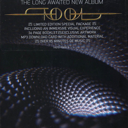 Tool: Fear Incoculm Front Cover Variant #1