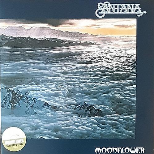 Santana: Moonflower Yellow Vinyl Record