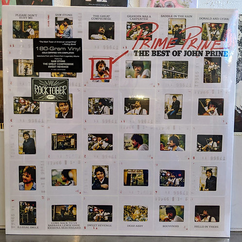 The Best Of John Prine: Prime Prine Vinyl Record