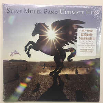 Miller, Steve: Ultimate Hits 2 LP 180gr Vinyl Record
