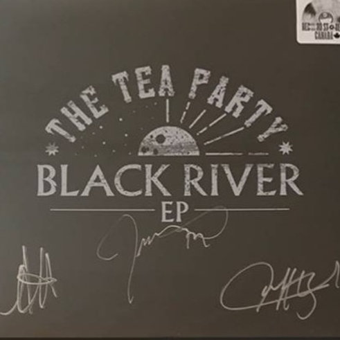 The Tea Party: Black River EP Autographed Record Store Day