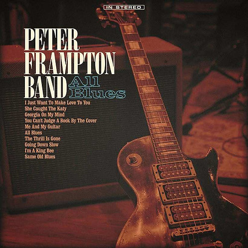 Peter Frampton Band: All Blues Vinyl Record