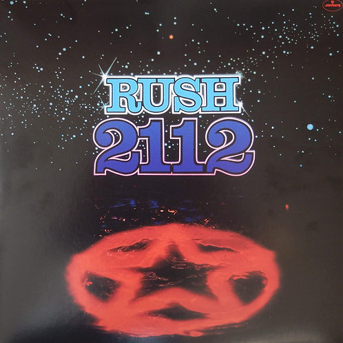 Rush 2212 front cover