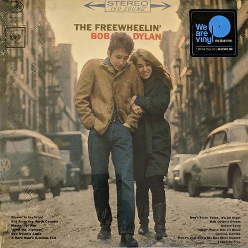 Bob Dylan: The Freewheelin' Bob Dylan Vinyl Records