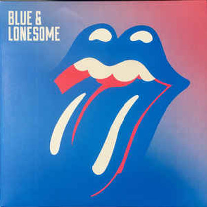 Rolling Stones: Blue & Lonesome Vinyl Record