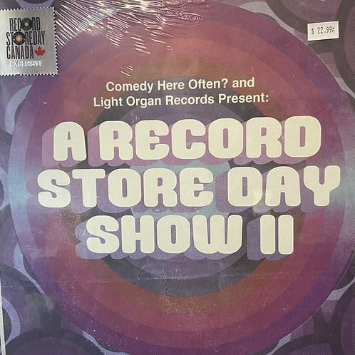 A Record Store Day Show II