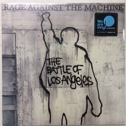 Rage Against The Machine: The Battle Of Los Anglees Vinyl Record