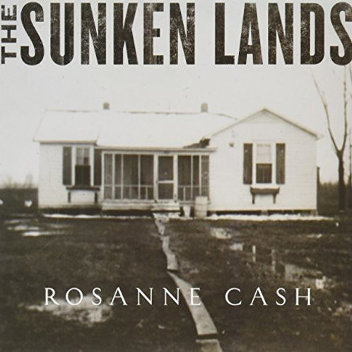 "Roseanne Cash: Sunken Lands 7"" 45 RPM Record"