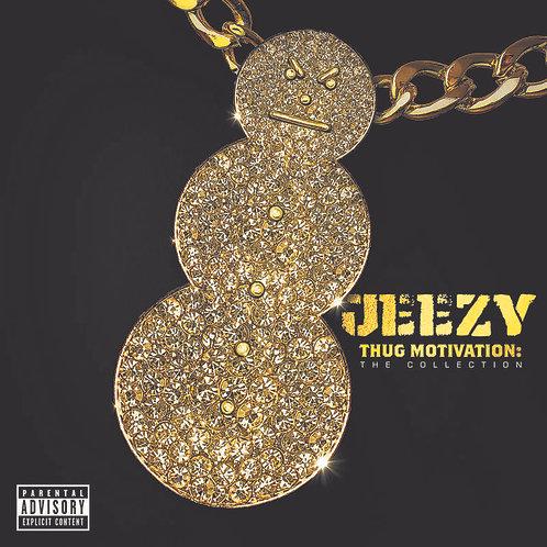 Jeezy: Thug Motivation Vinyl Record