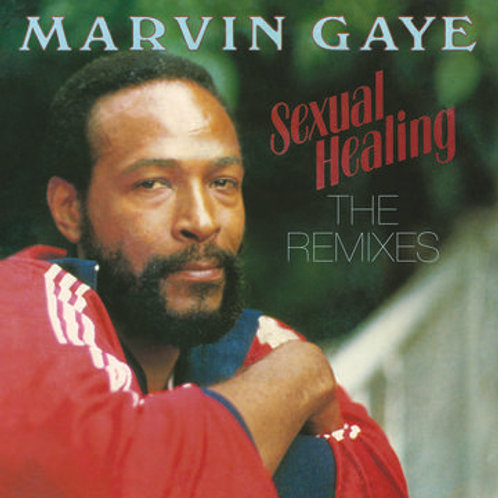 Marvin Gaye Sexual Healing The Remixes RSD