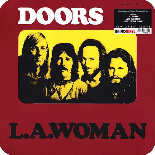 Doors: LA. Woman Vinyl Record
