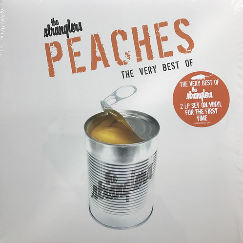 The Stranglers: Peaches  The Very Best of Vinyl Record