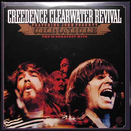 Creedence Clearwater Revival Chronicle vinyl record CCR
