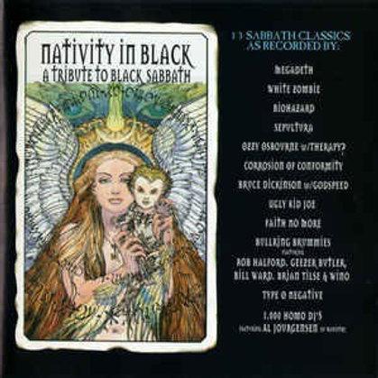 Nativity In Black: A Tribute To Black Sabbath Vinyl Record