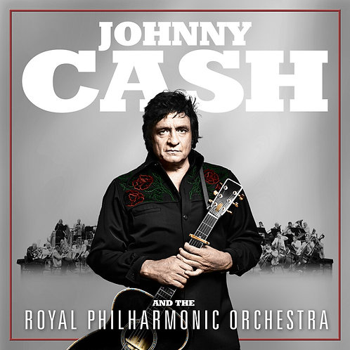 Johnny Cash and Royal Philharmonic Orchestre Vinyl Record