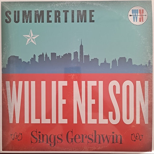 Willie  Nelson Sings Gershwin: Summertime Vinyl Record