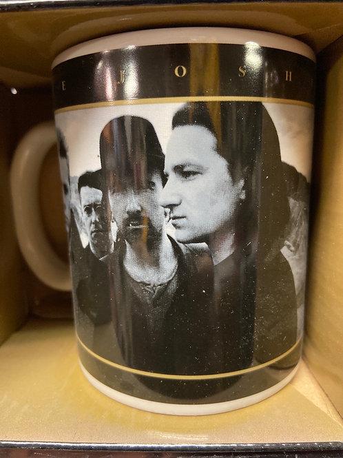 U2/ Joshua Tree Coffee Mug
