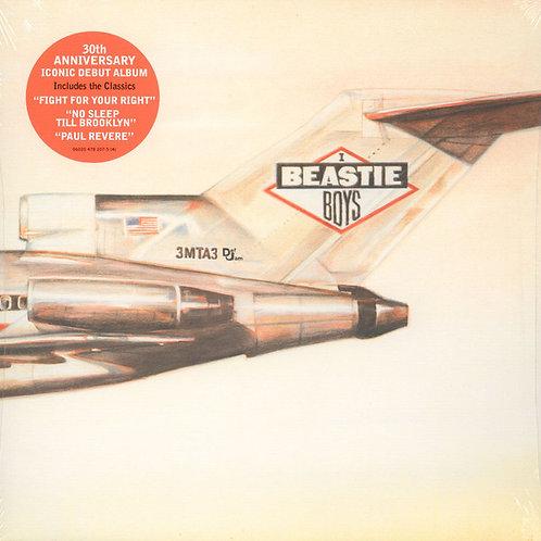 Beastie Boys: Licensed To Ill 30th Anniversary Vinyl Record