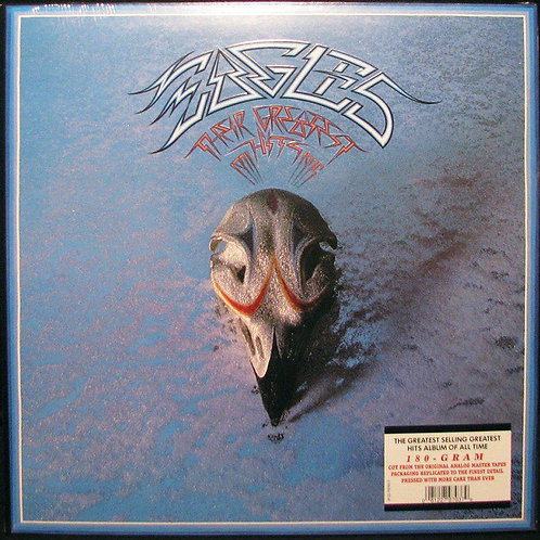 Eagles, The: Greatest Hits Vinyl Record