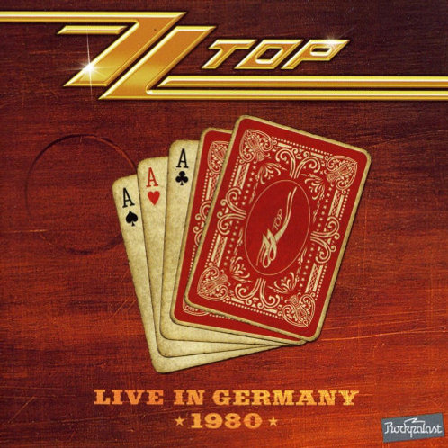 ZZ Top: Live In Gemany 1980 Vinyl Record