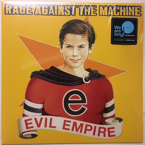 Rage Against The Machine: Evil Empire Vinyl Record