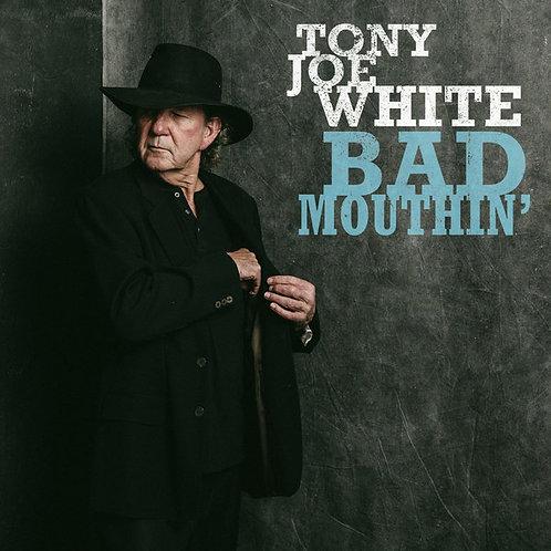 Tony Joe White Bad Mouthin' Front cover