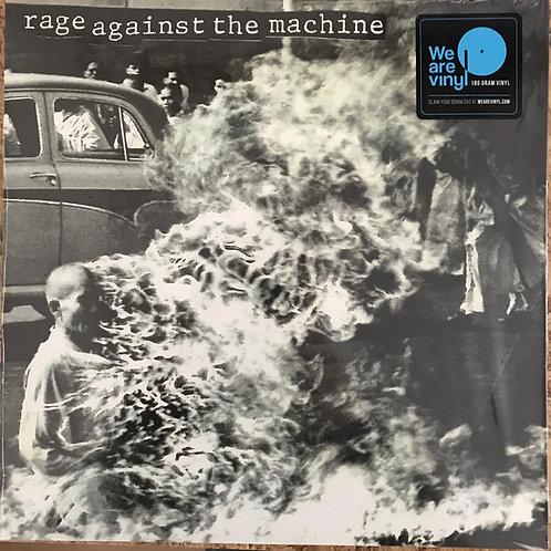 Rage Against The Machine S/T Vinyl Record