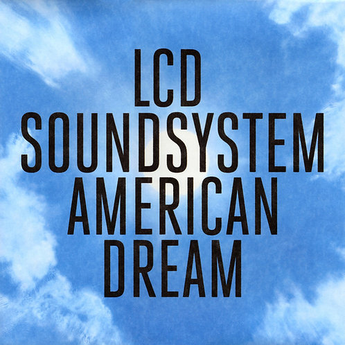 LCD Soundsystem: American Dream Vinyl Record