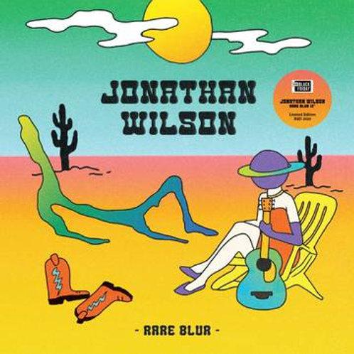 Jonathan Wilson: Rare Blur Vinyl Record