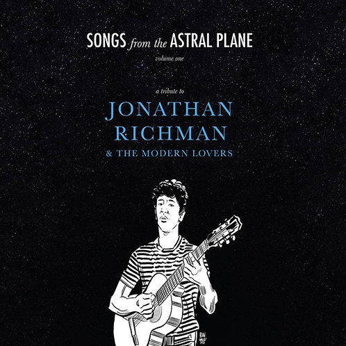 Jonathan Richman: Songs from the Astral Plane Vinyl Record