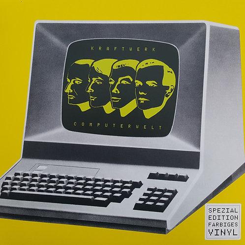 Kraftwerk: Computer World Translucent Yellow Vinyl Record