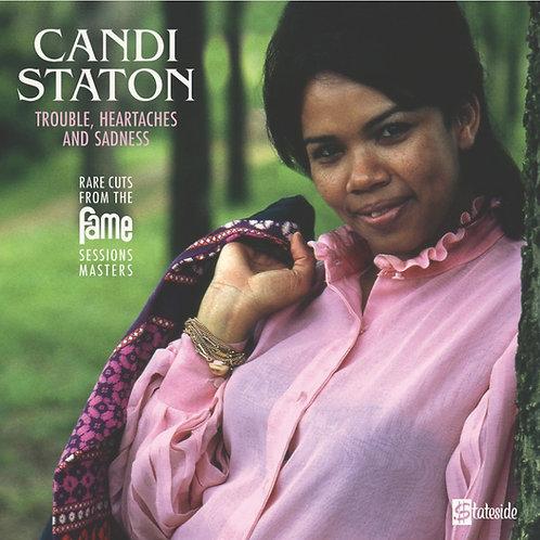 Candi Staton : Trouble, Heartaches and Sadness Vinyl Record